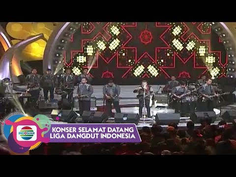 Liga Dangdut Indonesia: Rhoma Irama Dan Soneta Group - Dangdut (Terajana)
