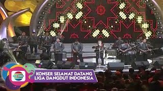 Download Lagu Liga Dangdut Indonesia: Rhoma Irama dan Soneta Group - Dangdut (Terajana) Gratis STAFABAND