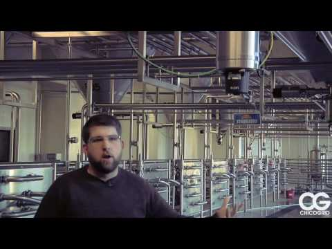 Sierra Nevada Brewery Co. - Tour and Interview w/Ken Grossman