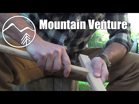 DIY Folding Bucksaw - Mountain Venture