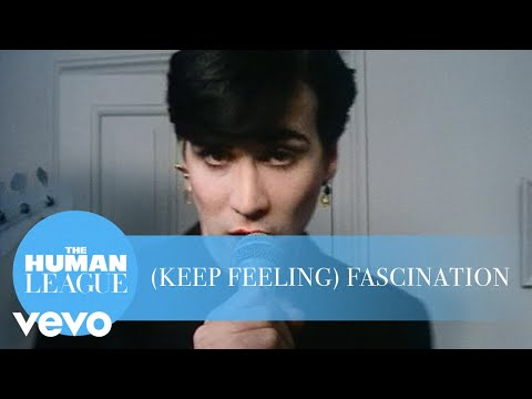 Music video by The Human League performing (Keep Feeling) Fascination (2003 Digital Remaster).