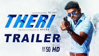 Theri Tamil Movie Official Trailer HD   Vijay, Samantha, Amy Jackson   Atlee   GV Prakash   Vijay 59