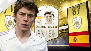FIFA 19 ICONS REVIEW | 87 BUTRAGUENO PLAYER REVIEW | FIFA 19 ULTIMATE TEAM