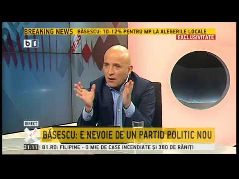 Traian Basescu la XPress (emisiune completă)