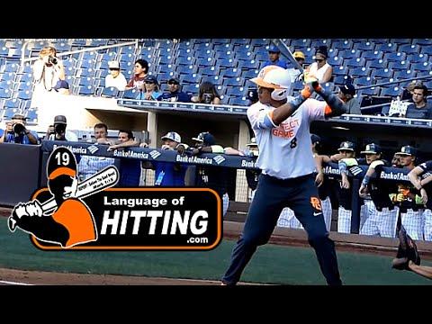 Alex KIRILLOFF | PG All American Game Petco Park 2015 | Hitting Drills