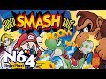 Super Smash Bros - Nintendo 64 Review - HD