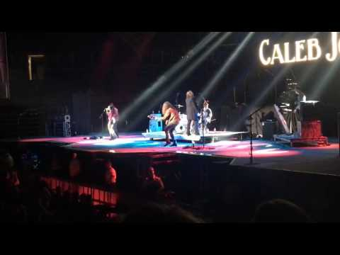 Caleb Johnson - Gimme Shelter (Rolling Stones Cover) LIVE: Edmonton AB, July 16th/2016