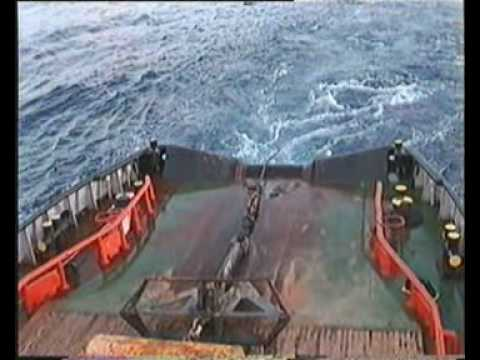 Anchor Handling Tempest Video
