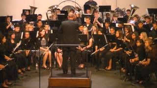 Chapman university honor band 2014 Joy in all things