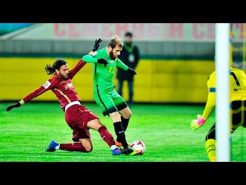 «Анжи» 0 – 1 «Рубин»