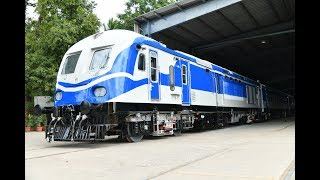 Indian Railways to export this world-class DEMU train to Sri Lanka