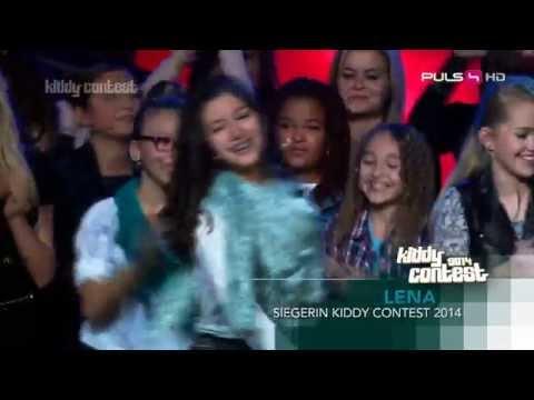 Kiddy Contest 2014: Lena hat gewonnen: