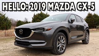 Texas Walkaround: 2019 Mazda CX-5 on Everyman Driver
