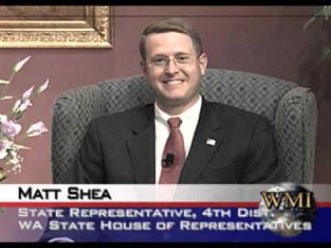 End Time Talk Radio: Washington State Representative-Matt Shea: