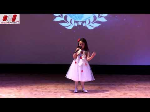 """Bez radio ne moga"" Teodora Todorova (Vocal). Shumen. Bulgaria. Vienna Stars 2016 by RussianAustria"