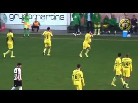TA�A PORTUGAL: FC Pa�os de Ferreira, 9 - CA Riachense, 0