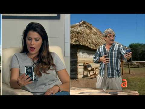 La llamada a Cuba: atropellan a Rosmare