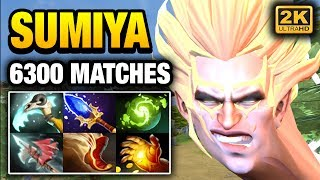 SUMiYa Invoker [2games] 6300 Invoker Matches Already Dota 2