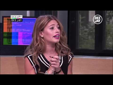 Chiara Nasti imita Belen Rodriguez a Occupy Deejay