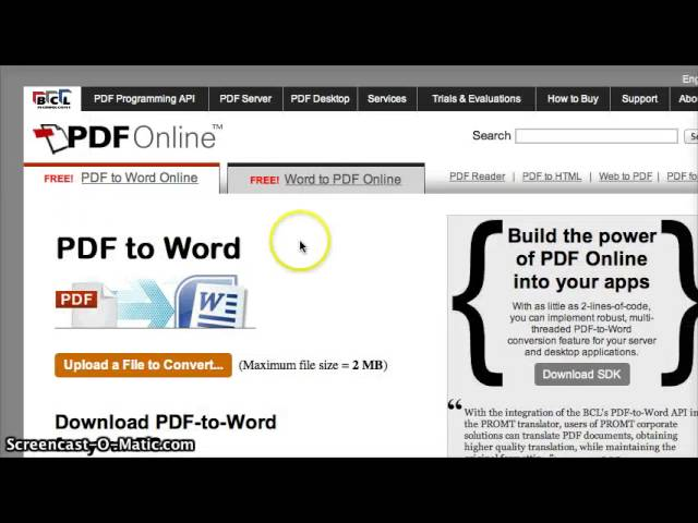 sddefault Tweak PDF Converter 3.0 Portable   конвертор PDF документов в формат Word