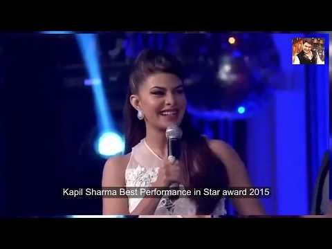 Best Comedy of Kapil Sharma at Star Screen Awards HD