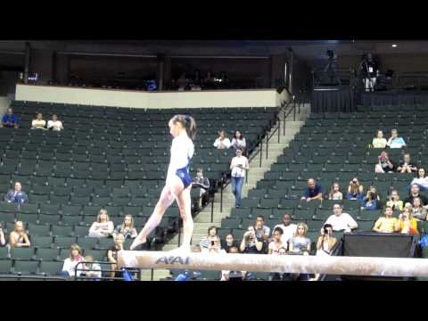 Katelyn Ohashi - 2011 Championships - Beam day 2