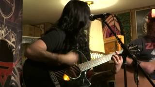 Gus G Mats Levén play Firewind`s My Loneliness (acoustic)