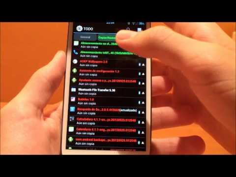 Desinstalar apps del sistema de fábrica // Pro Android