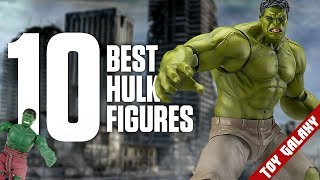 Top 10 Best Hulk Action Figures | List Show #59