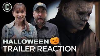 Halloween Trailer Reaction & Review