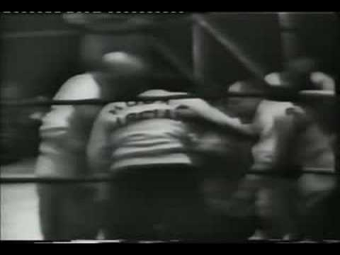 Rocky Marciano vs. Jersey Joe Walcott I - Part II Video