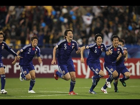 SF - Japan vs Korea Republic: AFC Asian Cup 2011 (Full Match)