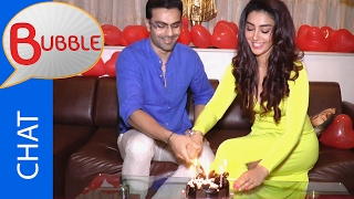 Download EXCLUSIVE: Lovebirds Ashmit Patel and Mahek Chahal Engage In a Valentine's Day Chat 3Gp Mp4