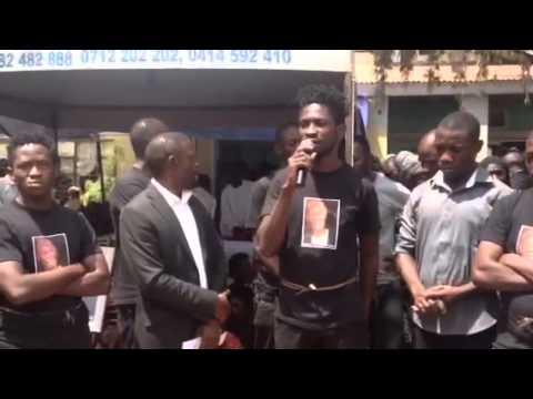 Taata Wa Bobi Wine Aziikiddwa Mu Kitibwa.. eyo Eyoo T.v 20 video