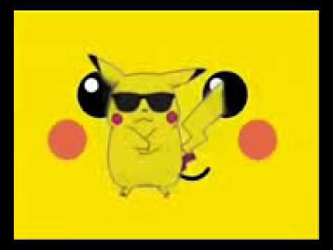 Pikachu Gangnam Style  Pika Pikachu