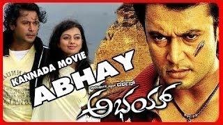 Kannada New Full HD Movies ABHAY | FEAT.Darshan, Aarathi Thakur | Latest Kannada Movie