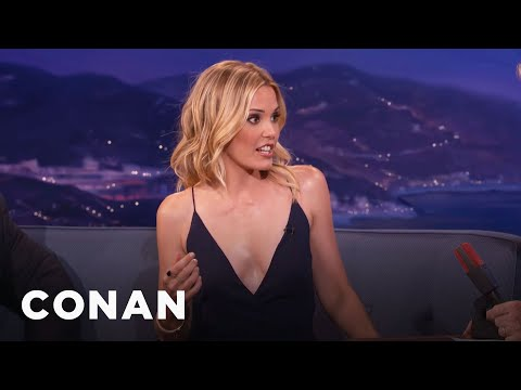 Leslie Bibb On Burning Man