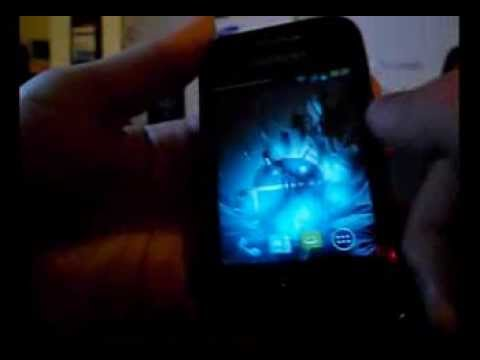 Cyanogenmod 9 Galaxy Y Android 4.0.4 (young S5360)