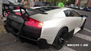 Lamborghini Murciélago LP670 SV Start Up & Revs