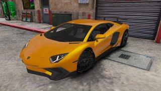 download lagu Gta V  Lamborghini Aventador Lp750-4 Sv  Gta gratis