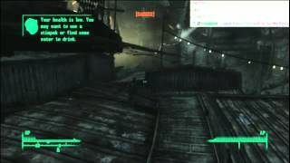 Fallout 3 Sex Party, the fisting disaster