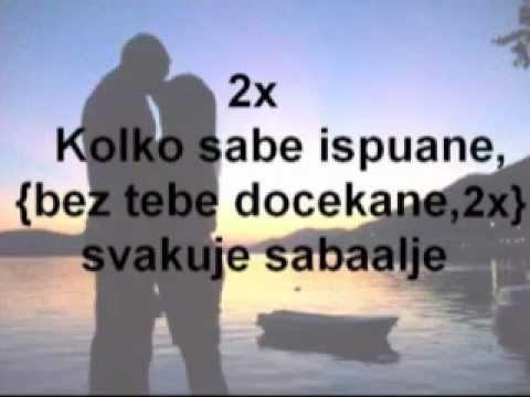 Selhan Alija - Kolko noci zaminalje - Tekst