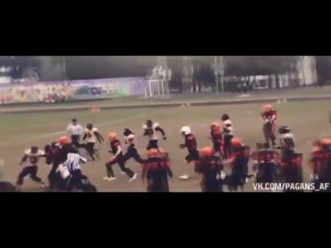 Pagans Minsk // American Football Team