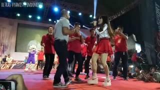 download lagu Via Vallen - Secawan Madu Launching Persik Kediri 2017 gratis