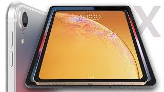 iPad Pro X is a BEAST! (2018) Final Leaks