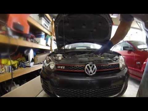 2011 VW GTI Oil Change