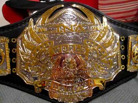 Tna World Title Tna World Heavyweight