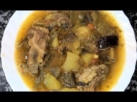 Guiso de cordero con verduras Vídeo receta 50 Aquí cocinamos todos. Cooking recipe