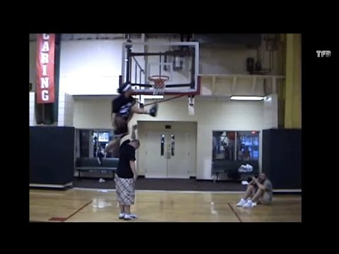 TFB::Video #100::New Footage::New Dunks :5'9TDub-K1X.