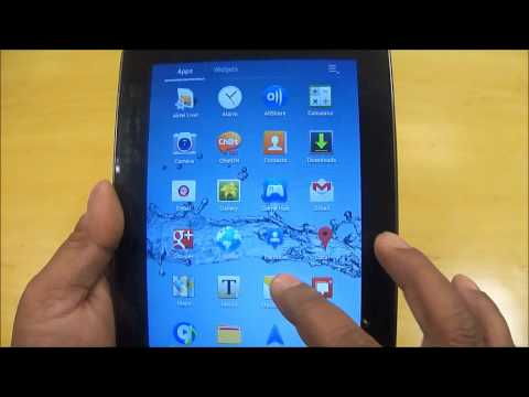 Samsung Galaxy Tab 2 P3100 or P310 or Tab 2 7.0 Review: Interface, complete features and verdict